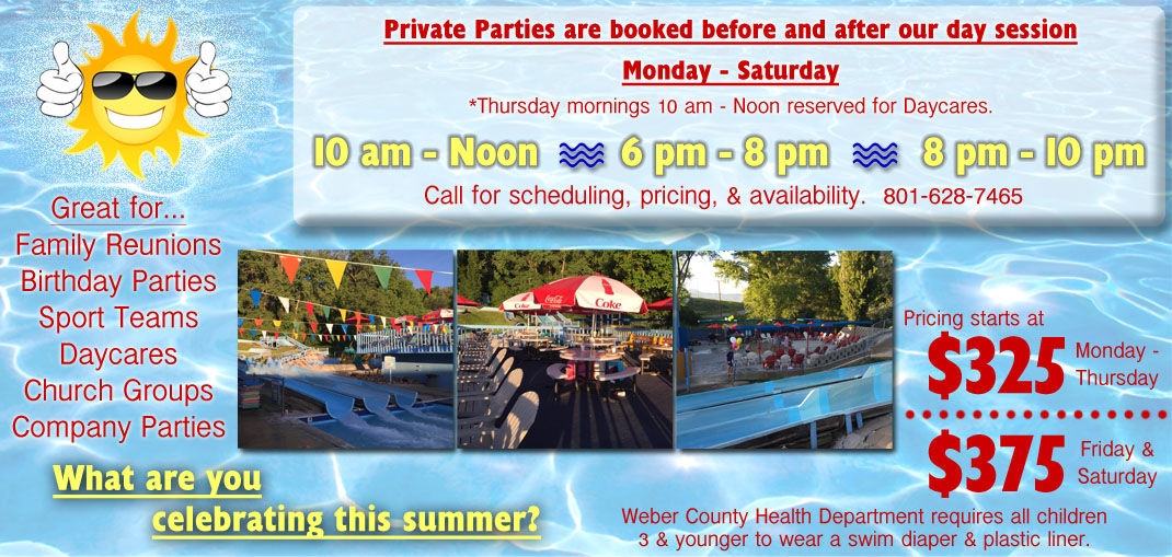 riverdale private parties flyer classic skating
